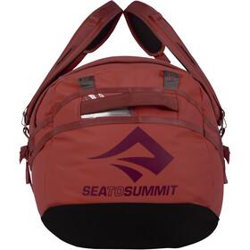 Sea to Summit Duffle Laukku 65L, red